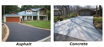 Asphalt or Concrete